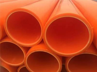 山东电力管厂家现货销售橘红色MPP电力管