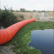大盈江直径1米管式拦污球图片