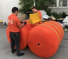塑料垃圾拦截浮式拦污漂生产公司