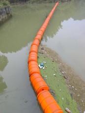 河道截污栅聚乙烯拦污漂排厂家