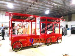 棉花糖商场售货车广州厂家直销
