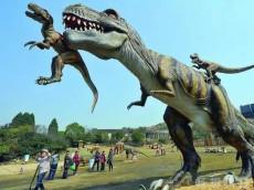 恐龍展策劃 大型仿真恐龍展出 動物模型