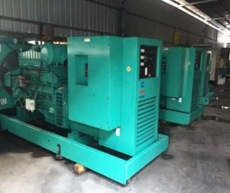 太仓发电机回收公司高价回收进口发电机组