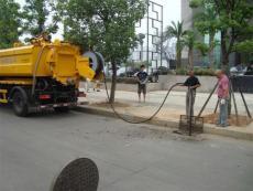 松江区沉淀池清理通下水道高压清洗管道