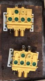 合力叉车液压搬运车多路换向阀ZS20升降阀