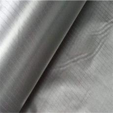 單面導電布膠帶 銀灰色平紋導電布 屏蔽電磁