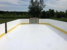 冰场不是只有冬天才有吗让河南金航仿真冰