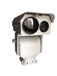 远距离观测型热成像双光谱网络云台摄像机
