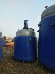 供应二手反应釜 不锈钢反应釜 电加热反应釜