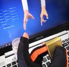 VR體感WISEFORCE觸覺觸感力反饋數據手套