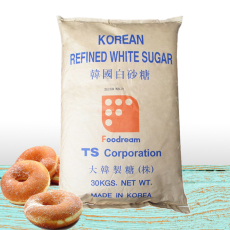 韩国TS精制幼砂糖 白砂糖批发 烘焙防焦糖
