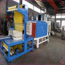 L型POF膜热收缩封切包装机 富民制造技术