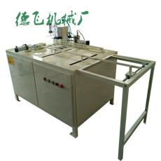 自动木托盘脚墩机A和平自动木托盘脚墩机厂