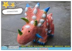 新款恐龙电动车动物恐龙滑行车 恐龙电动车