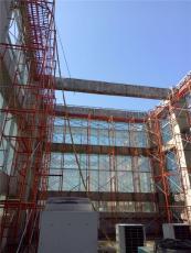 广州佛山深圳玻璃幕墙高空吊物安装拆除东邦
