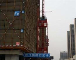 惠州龙江附近的人货电梯租赁
