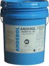 安潤龍食品級潤滑油Seamer Oil 130封口機油