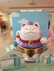 深圳春节卡通公仔雕塑价格厂家