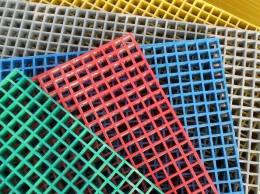 防腐蚀玻璃钢格栅