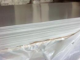 环保1060半硬铝板 国标拉伸铝板