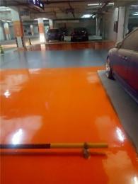 专业承接车库耐磨环氧地坪漆 金刚砂耐磨