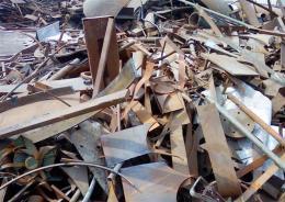 丽水松阳废旧工业设备回收