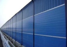 德阳声屏障生产厂家道路降噪声屏障隔音板