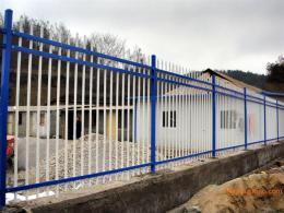 东莞热镀锌护栏 别墅小区围栏 锌钢栅栏