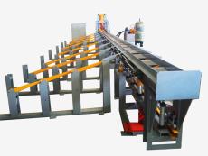 久科数控钢筋棒材剪切生产线数控钢筋剪切线