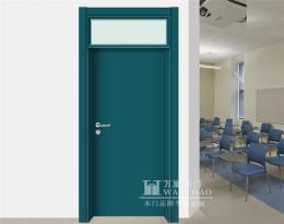 贵州 木质学校套装门 门窗生产专厂