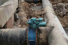 下水道用来宾螺旋钢管提供压力管道安装服务