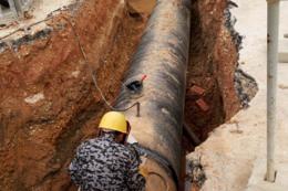 水利工程用贵港大口径螺旋钢管厂家供应