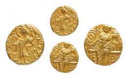贵霜王朝金币在圣约翰拍卖公司成交过几枚