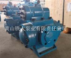 循环油泵HSNH120-51工作原理