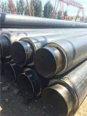 钢套钢蒸汽预制保温管解析