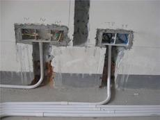 太原电工开槽排线布线安装灯具浴霸疏通马桶