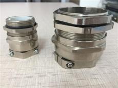 深圳厂家供应双锁紧电缆接头 防爆格兰头