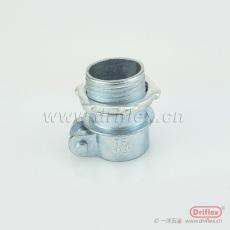 EMT 管子管件接头金属接头 出口常用