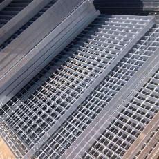 安平厂家不锈钢镀锌钢格板踏步污水厂钢格板