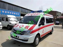 迪庆藏族自治州大通精英版救护车价格
