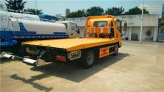 大运事故救援车价格东风多利卡带吊救援拖车
