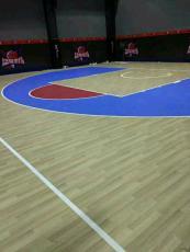 室内篮球场地面 材料用奥丽奇的好