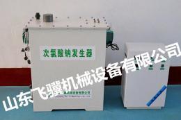 生活用水消毒企业污水处理用次氯酸钠发生器