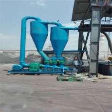 管道型抽糧機移動式 高壓風力除塵裝置裝卸