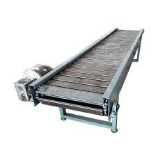 農村收糧鋁型材輸送機防油耐腐 食品輸送機