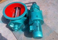 耐高溫型卸料器加厚 用于粉狀物料