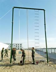江苏攀爬架厂家消防部队爬高训练器价格