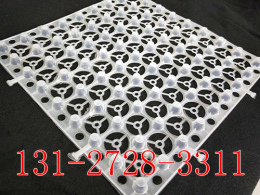 杭州塑料凸片排水层塑料凹凸排水板厂家