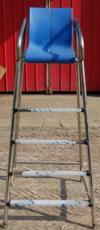 不锈钢泳池救生椅