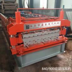 850/900水波纹彩钢压瓦机 全自动定长切割
